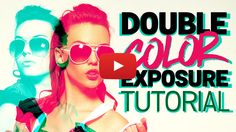 My most popular Photoshop video tutorial on the Spoon Graphics YouTube channel is my guide to creating the trendy Double Exposure effect, where two photographs are blended into one image to create a surreal picture. I've since noticed that a new style of double exposure photography is becoming pretty popular, where two different coloured images …