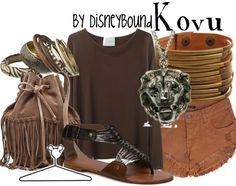 """Kovu"" by lalakay Disney Themed Outfits, Disney Bound Outfits, Cute Disney, Disney Style, Lion King Clothes, Disney Inspired Fashion, Disney Fashion, King Fashion, Fandom Fashion"