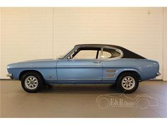 Oldtimer Ford Capri 2600 GT XLR 1972, gerestaureerdCapri - 2
