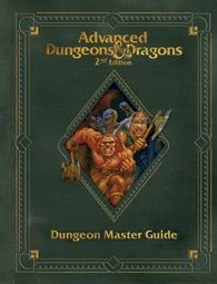 [PRE-VENDA] Dungeon Masters Guide 2nd Edition Premium Reprint - New