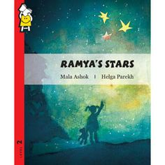 Ramya's Stars — Where did Ramya's Diamond earrings come from? Find out in this bright little story.