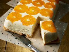 narancsos joghurtszelet Cake Bars, No Bake Treats, Food Styling, Sweet Tooth, Sweets, Fish, Cakes, Baking, Christmas