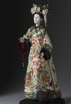 Yehenara - Yehenara Concubine Elevated to Empress Dowager Cixi, aka Tzu Hsi