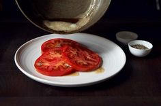 Brown Butter Tomatoes, a recipe on Food52