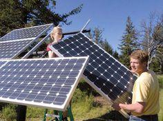 DIY solar info