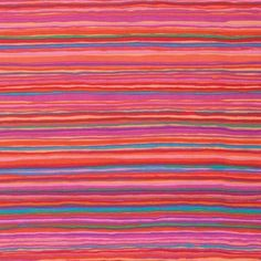 Kaffe Fassett 2015 Collective Red Strata | Fabric