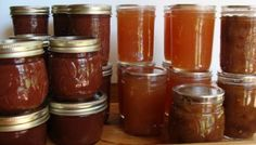Ideas for Canning Small Sour Apples