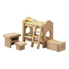 Dollhouse Childrens Room