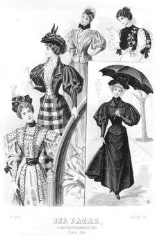 Der Bazar, March 1896