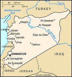 Blog de Economía y Sociología: Siria, Rusia y la paz