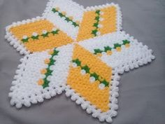 Crochet Potholder Patterns, Fairy Lights, Diy And Crafts, Kids Rugs, Blanket, Knitting, Crocheting, Towels, Ideas