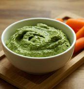 Very Green Avocado-Tahini Dip