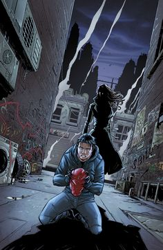 Red Hood by Giussepe Caumcoli and Cam Smith *