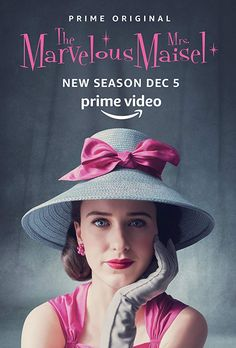 Created by Amy Sherman-Palladino. With Rachel Brosnahan, Alex Borstein, Michael Zegen, Marin Hinkle. A housewife in 1958 decides to become a stand-up comic. New Movies, Movies And Tv Shows, Rachel Brosnahan, Big Night, New York, Amazon Prime Video, Period Dramas, Up Girl, Best Tv