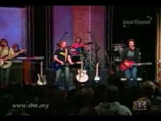 sonicflood open the eyes of my heart live at tbn
