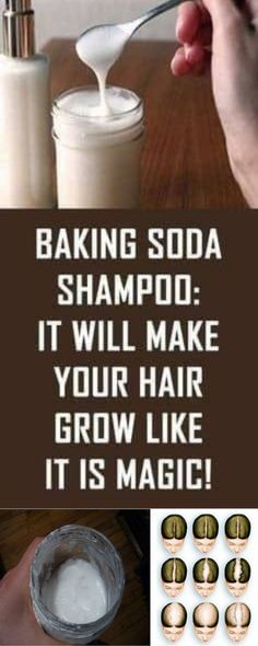 Baking soda is amazing for so many different things. It can be used as a beauty regimen, cleaning, medication, and even shampoo. In fact, baking soda shampoo is the best possible concoction to shampoo Baking Soda And Honey, Baking Soda For Hair, Baking Soda For Dandruff, Baking Soda Shampoo, Dry Shampoo, Natural Shampoo, Clarifying Shampoo, Honey Shampoo, Hair Shampoo