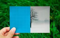 3 Mockups realistas para fotografía