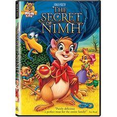 THE SECRET OF NIMH MOVIE