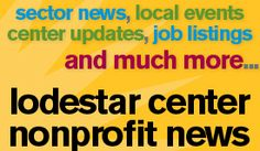 Hear the latest nonprofit news here!