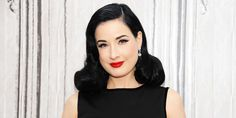 12 Ridiculously Glamorous Beauty Secrets from Burlesque Queen Dita Von Teese: http://www.marieclaire.com/beauty/news/a17669/dita-von-teese-beauty-secrets/