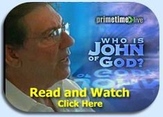 who is john of god?