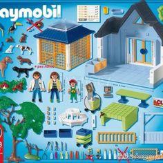 Playmobil - Veterinární klinika 4343 za 700 Kč | Detskybazar.cz