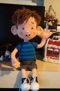 Dutch Doll Amigurumi PDF Crochet Pattern by HandmadeKitty Amigurumi Patterns, Amigurumi Doll, Doll Patterns, Crochet Doll Pattern, Crochet Dolls, Crochet Patterns, Crochet For Boys, Crochet Baby, Crochet Chain Stitch