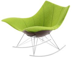 contemporary rocking chair  Fredericia Furniture
