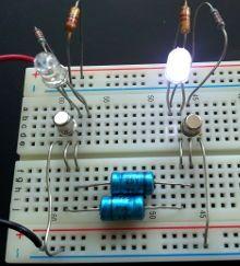 Have hit Electronic multi vibrator