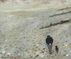 Gary Bunt  Best of Friends    Best of friends  A dog and a man  Always together  Like sea and sand