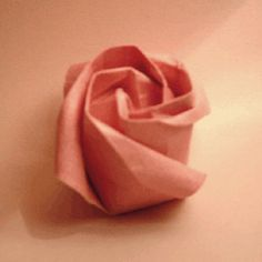 193 best origami flowers images on pinterest paper flowers origami rose instructions mightylinksfo