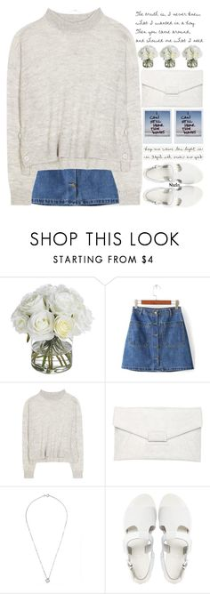 """i know I'm alive but my goodness i want to live"" by alienbabs ❤ liked on Polyvore featuring Diane James, Acne Studios, Witchery, Sol Sana, clean, organized and shein"