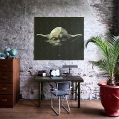 Personal and flexible wall decoration