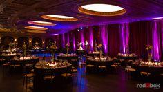 Paramount Theatre Wedding Reception! :))))
