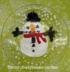 The Very Busy Kindergarten: Parent Gift