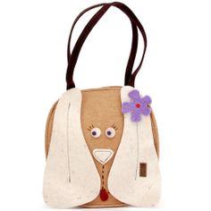 #bags #borse #handmade #artigianali #felt #feltro #poochmuzzle #shopper #cagnolina  Cagnolina/ Pooch Muzzle