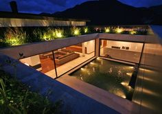 AR House located in La Calera, Colombia by Campuzano Architects