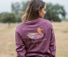 Southern Marsh Collection — Southern Marsh Authentic Heritage Collection - Louisiana - Long Sleeve