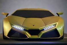 WEB LUXO - Carros de Luxo: Lamborghini Cnossus, conceito moderno e inovador