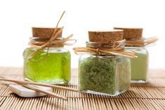 Homemade bath products (lotion, bath salt, bubble bath, shower gel, shampoo, conditioner....)