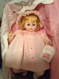 vintage madame alexander doll Pussy Cat For sale ..mint doll. Never played with