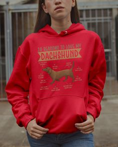 10 Reasons To Love Dachshund Best Dog - Red cute puppy, corgi husky mix puppy, puppy videos #dogs #dogsofinstagram #doggy, dried orange slices, yule decorations, scandinavian christmas Funny Dachshund Pictures, Dachshund Quotes, Dachshund Shirt, Dachshund Gifts, Cat Quotes, Dog Shirt, Dapple Dachshund Puppy, Dachshund Puppies For Sale, Long Haired Dachshund
