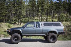 "4"" lift, 35x12.50R15 - 1993 Toyota Pickup - Desk to Glory v2.0 - Expedition Portal"