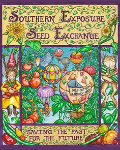 Southern Exposure Catalog Seeds 2015