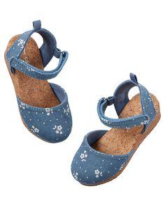 Carter's Wedge Sandals | Carters.com