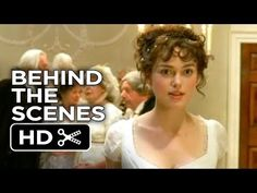▶ Pride & Prejudice BTS - The Politics of 18th Century Dating (2005) - Keira Knightley Movie HD - YouTube