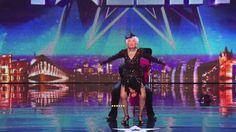 Esta mujer de 80 años bailo salsa y asombro a todos los jueces!