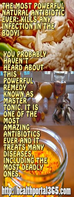 You probably haven't heard about this powerful remedy known as Master Tonic. It is one of the most amazing antibiotics ever and it treats many diseases, including the most deadly ones. This remedy is known from the medieval Europe. It has antiviral, antifungal and healing properties. This Master Tonic will get better your immune system, …