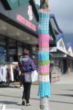 Vancouver Hates Yarn Bombing.
