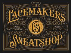 Lacemakers Sweatshop by Kyle Letendre